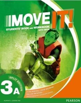 MOVE IT! 3A SB AND WB WITH MP3 - 1ST ED