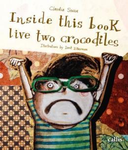 INSIDE THIS BOOK LIVE TWO CROCODILES - COM CD