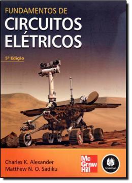 FUNDAMENTOS DE CIRCUITOS ELETRICOS - 5ª ED