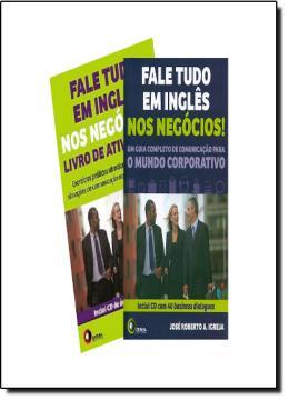 FALE TUDO EM INGLES NOS NEGOCIOS - PACK