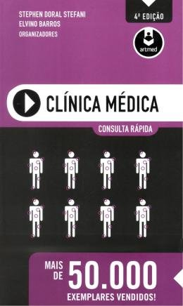 CLINICA MEDICA - 4º EDICAO CONSULTA RAPIDA