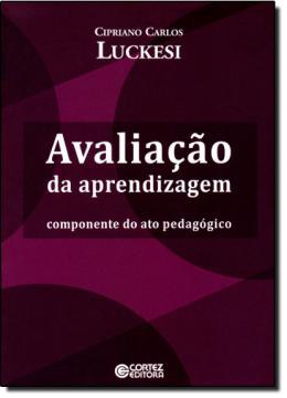 AVALIACAO DA APRENDIZAGEM