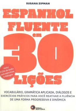 ESPANHOL FLUENTE EM 30 LICOES + CD-AUDIO (2)