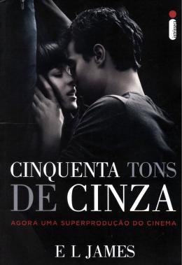CINQUENTA TONS DE CINZA - EDICAO ESPECIAL CAPA DO FILME