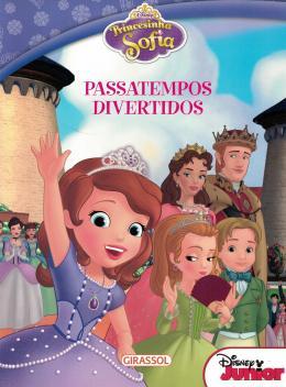 DISNEY PRINCESINHA SOFIA - PASSATEMPOS DIVERTIDOS
