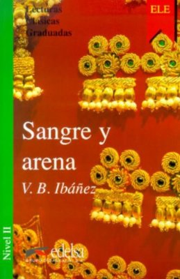 SANGRE Y ARENA - NIVEL A1-A2