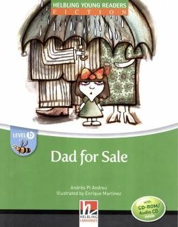 DAD FOR SALE WITH CD-ROM/AUDIO-CD