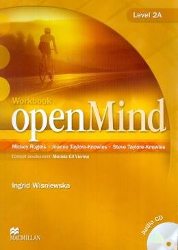 OPEN MIND 2A WB WITH AUDIO CD - 1ST ED