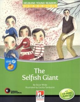 SELFISH GIANT WITH CD-ROM/AUDIO CD