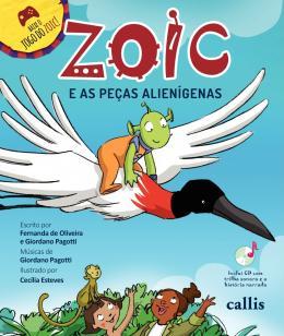 ZOIC E AS PECAS ALIENIGENAS