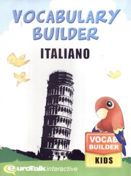 VOCABULARY BUILDER - ITALIANO