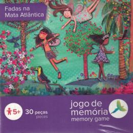 FADAS NA MATA ATLANTICA - JOGO DE MEMORIA