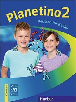 PLANETINO 2  DEUTSCH FUR KINDER - KB (TEXTO)