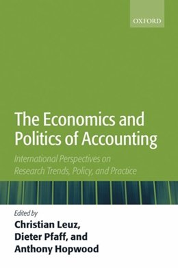 ECONOMICS AND POLITICS OF ACCOUNTING
