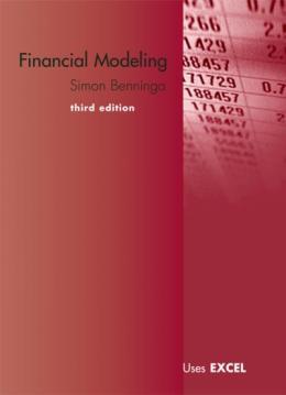 FINANCIAL MODELING - 3RD ED
