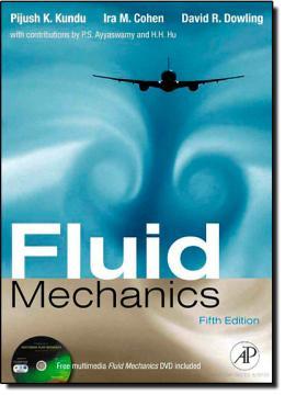 FLUID MECHANICS - 5TH EDITION + CD