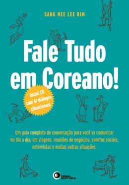 FALE TUDO EM COREANO INCLUI CD-AUDIO