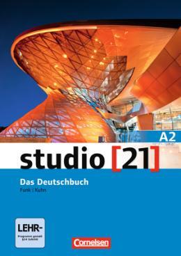 STUDIO 21 A2 KURS UND UB MIT DVD-ROM/E-BOOK MIT AUDIO, INTERAKTIVEN UBUNGEN, VIDEOCLIPS