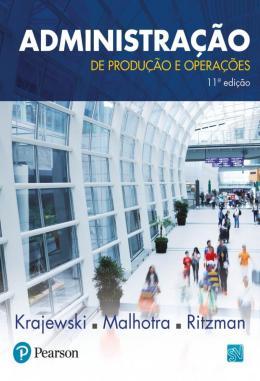 ADMINISTRACAO DE PRODUCAO E OPERACOES - 11ª ED