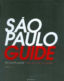 SAO PAULO GUIDE - THE BEST OF SAO PAULO - PORT/ING