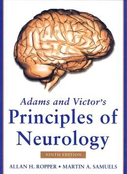 ADAMS AND VICTOR´S - PRINCIPLES NEUROLOGY - 9TH ED