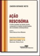 ACAO RESCISORIA - VOL. 63