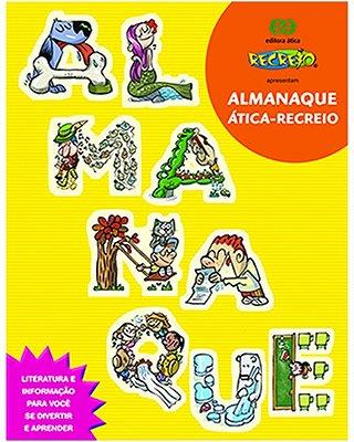 ALMANAQUE ATICA- RECREIO