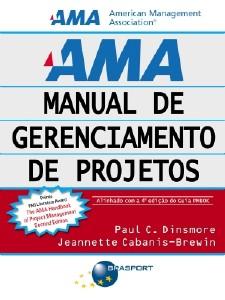 AMA - MANUAL DE GERENCIAMENTO DE PROJETOS