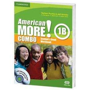 AMERICAN MORE! COMBO 1B - COL AMERICAN MORE!