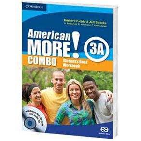 AMERICAN MORE! COMBO 3A - COL. AMERICAN MORE!