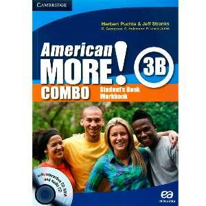 AMERICAN MORE! COMBO 3B - COL. AMERICAN MORE!