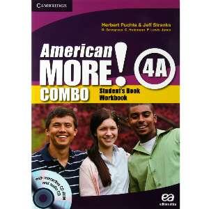AMERICAN MORE! COMBO 4A - COL. AMERICAN MORE!