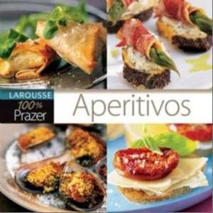 APERITIVOS - COL.100 PRAZER