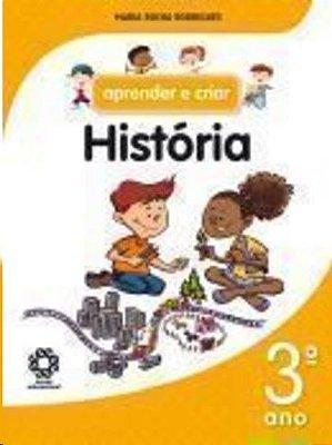 APRENDER E CRIAR HISTORIA 3 ANO
