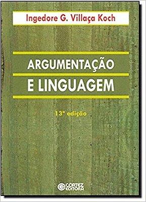 ARGUMENTACAO E LINGUAGEM