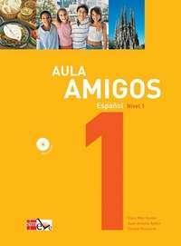 AULA AMIGOS ESPANOL - NIVEL 1 - COM CD