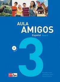 AULA AMIGOS ESPANOL - NIVEL 3 -  8 ANO