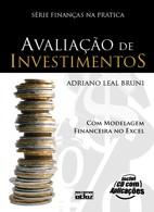 AVALIACAO DE INVESTIMENTOS COM MODELAGEM NO EXCEL - COL. FINANCAS NA PRATIC