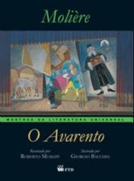 AVARENTO, O - COL. MESTRES DA LITERATURA UNIVERSAL