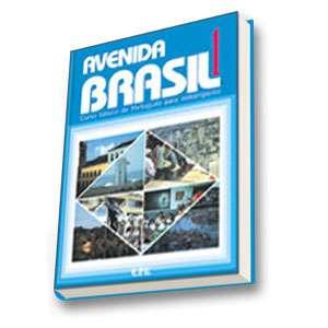 AVENIDA BRASIL 1 - LIVRO-TEXTO