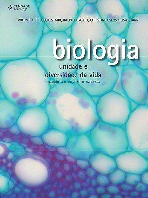 BIOLOGIA: UNIDADE E DIVERSIDADE DA VIDA