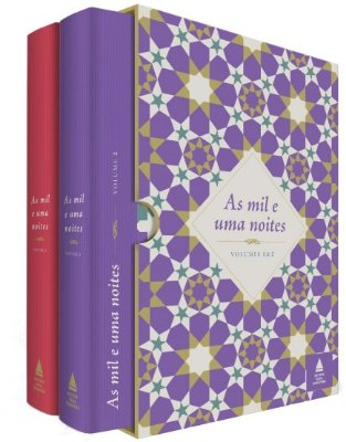 BOX - AS MIL E UMA NOITES - 2 VOLS.