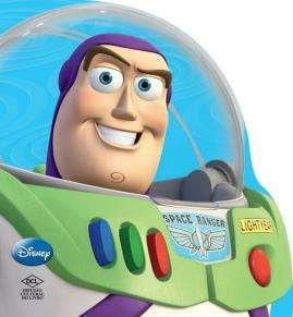 BUZZ LIGHTYEAR - COL. CARINHAS DIVERTIDAS DISNEY