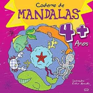 CADERNO DE MANDALAS 4+ ANOS