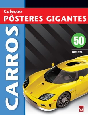 CARROS - 50 ADESIVOS