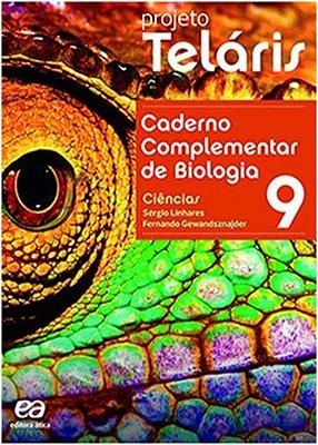 CIENCIAS - CADERNO COMPLEMENTAR DE BIOLOGIA - 9 ANO