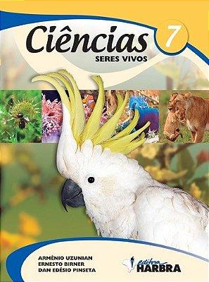 CIENCIAS - SERES VIVOS - 7 ANO