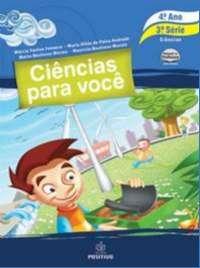 CIENCIAS PARA VOCES - 4° ANO/3 SERIE