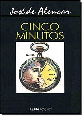 CINCO MINUTOS - LIVRO DE BOLSO