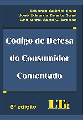 CODIGO DE DEFESA DO CONSUMIDOR COMENTADO